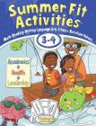 Summer Fit Activities, Third - Fourth Grade Cover Image