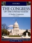 Congress of the United States: A Student Companion 3e (Oxford Student Companions to American Government) Cover Image