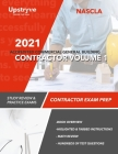 2021 NASCLA Accredited Commercial General Building Contractor - Volume 1: Study Review & Practice Exams Cover Image