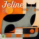 Feline 2020 Wall Calendar: Terry Runyan's Cats Cover Image