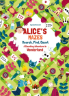 Alice's Mazes: A Counting Adventure in Wonderland Cover Image