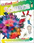 DKfindout! Science (DK findout!) Cover Image