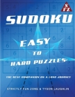 Easy To Hard Puzzles: The Best Companion On A Long Journey Cover Image