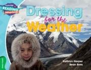 Dressing for the Weather Green Band (Cambridge Reading Adventures) Cover Image