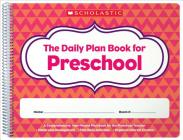 The Daily Plan Book for Preschool Cover Image