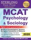 Sterling Test Prep MCAT Psychology & Sociology: Review of Psychological, Social & Biological Foundations of Behavior Cover Image