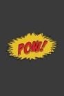 Pow!: Rodding Notebook Cover Image