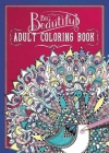 The Big Beautiful Adult Coloring Book Cover Image