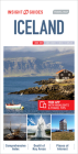 Insight Guides Travel Map Iceland (Insight Travel Maps) Cover Image