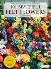 101 Beautiful Felt Flowers Cover Image