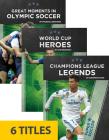 Super Soccer (Set of 6) Cover Image