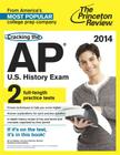 Cracking the AP U.S. History Exam, 2014 Edition Cover Image