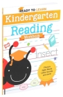 Ready to Learn: Kindergarten Reading Workbook Cover Image