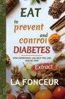 Eat to Prevent and Control Diabetes Cover Image