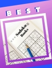 Best Sodoku Books: Lower your brain age sudoko book by learn strategies, Knowledge quiz foundation maths by expert sodoku this book. Cover Image