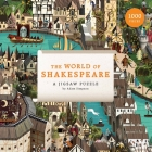 The The World of Shakespeare 1000 Piece Puzzle: 1000 Piece Jigsaw Puzzle Cover Image