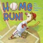 Home Run!  My First Baseball Game (My First Sports Books) Cover Image