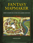 Fantasy Mapmaker: How to Draw RPG Cities for Gamers and Fans Cover Image
