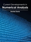 Current Developments in Numerical Analysis Cover Image