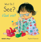 What Do I See? / ¿Qué Veo? (Small Senses Bilingual #5) Cover Image
