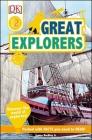 DK Readers L2: Great Explorers (DK Readers Level 2) Cover Image