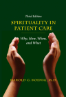 Spirituality in Patient Care: Why, How, When, and What Cover Image