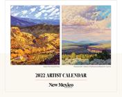 2022 New Mexico Magazine Artist Calendar Cover Image