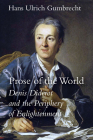 Prose of the World: Denis Diderot and the Periphery of Enlightenment Cover Image