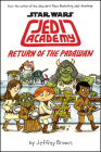 Jedi Academy: Return of the Padawan (Star Wars: Jedi Academy #2) Cover Image