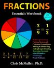 Fractions Essentials Workbook with Answers Cover Image