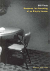 Reasons for Knocking at an Empty House: Writings 1973-1994 (Writing Art) Cover Image
