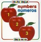 Numbers/Numeros (Healthy Babies/Bebes Sanos) Cover Image