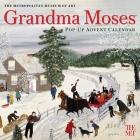 Grandma Moses Pop-up Advent Calendar Cover Image