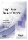 They'll Know We Are Christians Cover Image