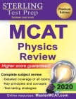 Sterling Test Prep MCAT Physics Review: Complete Subject Review Cover Image