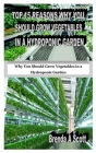 Top 15 Reasons Why You Should Grow Vegetables in a Hydroponic Garden: Why You Should Grow Vegetables in a Hydroponic Garden Cover Image