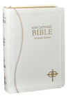 New Catholic Bible Med Print (Marriage) Cover Image