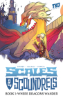 Scales & Scoundrels Book 1 Cover Image