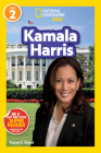 National Geographic Readers: Kamala Harris (Level 2) Cover Image
