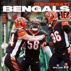 Cincinnati Bengals 2021 12x12 Team Wall Calendar Cover Image