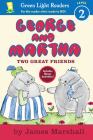 George and Martha Two Great Friends Early Reader (Green Light Readers Level 2) Cover Image