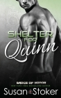 Shelter for Quinn (Badge of Honor: Texas Heroes #13) Cover Image