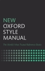 New Oxford Style Manual Cover Image