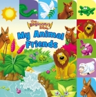 The Beginner's Bible My Animal Friends: A Point and Learn Tabbed Board Book Cover Image