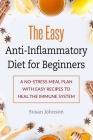 The Easy Anti-Inflammatory Diet for Beginners Cover Image