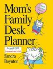 Mom's Family Desk Planner Cover Image
