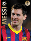 Messi: Second Edition (World Soccer Legends #6) Cover Image