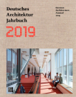 German Architecture Annual 2019 Cover Image