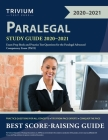 Paralegal Study Guide 2020-2021: Exam Prep Book and Practice Test Questions for the Paralegal Advanced Competency Exam (PACE) Cover Image