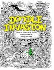Doodle Invasion: Libro de Colorear de Zifflin Cover Image